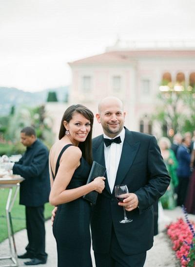 Black tie bruiloft dresscode