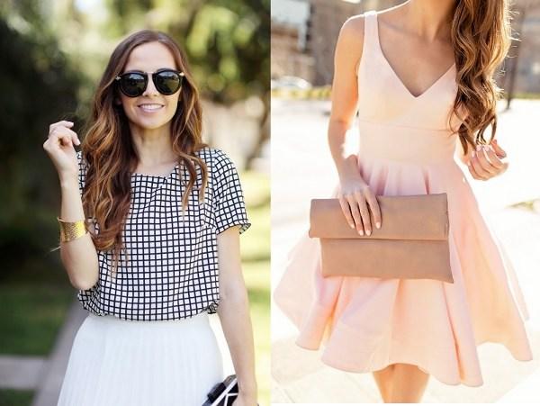 Wonderbaar 3 Outfits voor gasten op een zomerse bruiloft   Bruiloft Inspiratie YO-41