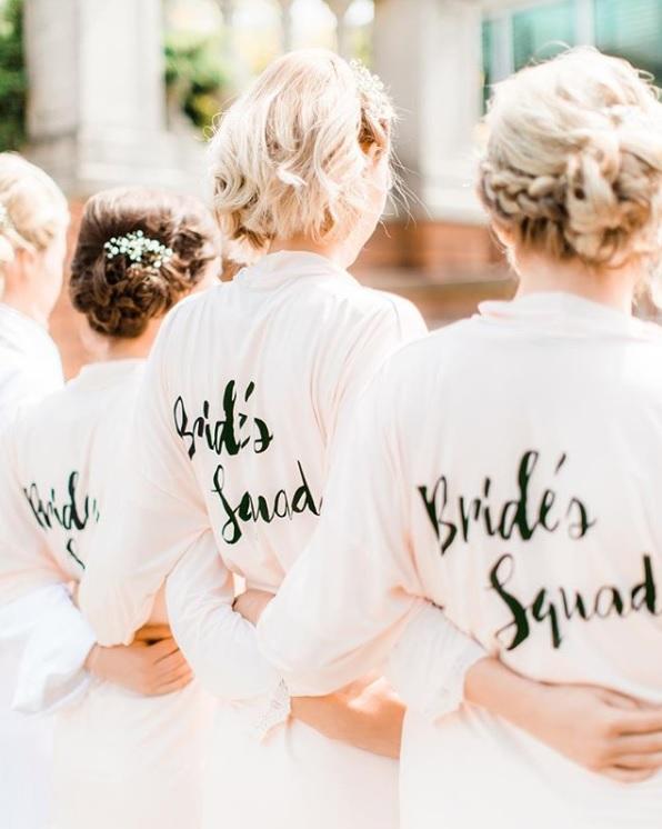 Minder bruiloft stress door hulp