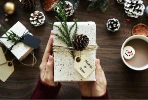 Kerstcadeaus voor bruidsparen