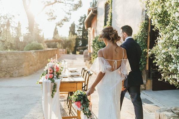 Weddingplanner styling bruiloft