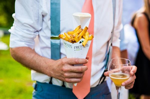 Foodtrucks met frietjes