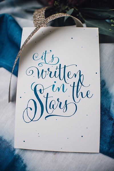 It´s written in the stars