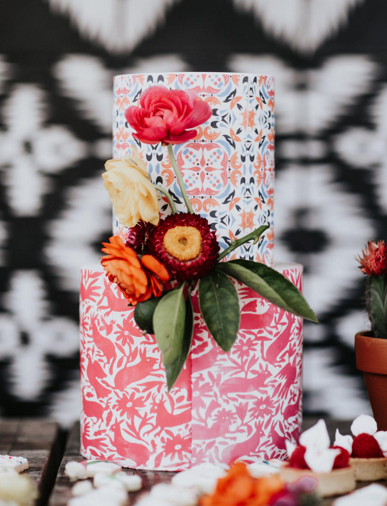 Mexicaanse bruidstaart