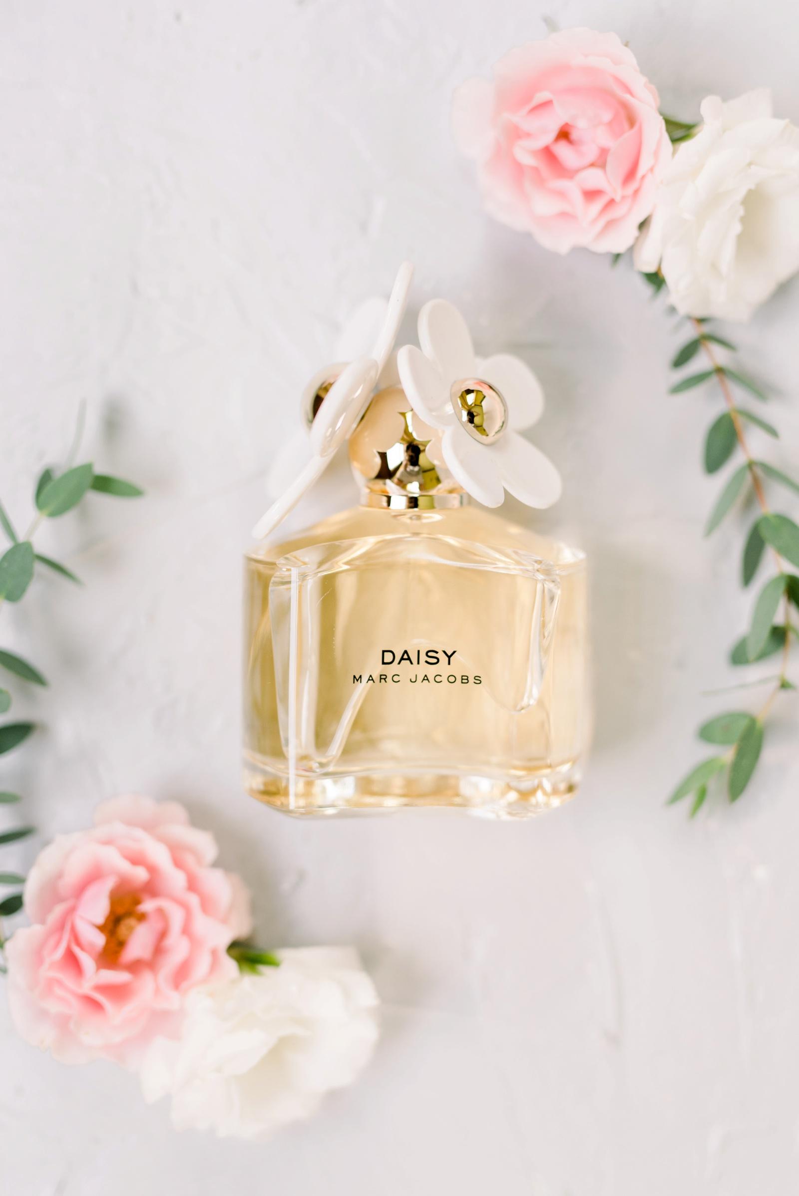 Parfum voor de bruiloft