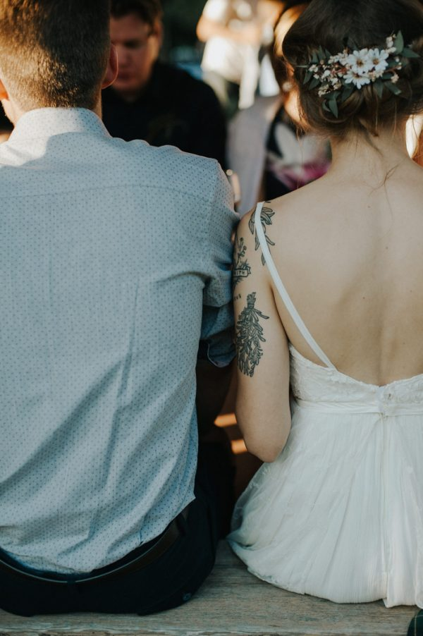 Tatoeage op je arm verbergen