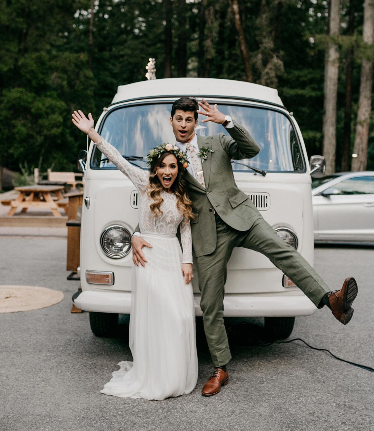 Trouwvervoer op checklist bruiloft