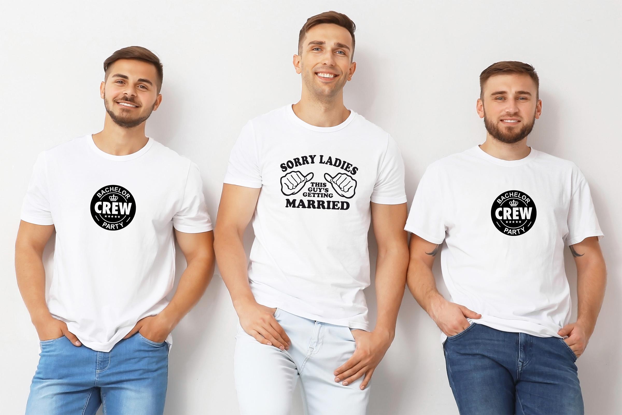 Bachelor Crew
