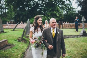Weggeven bruid