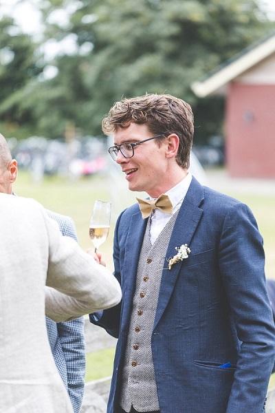Bruiloft dresscode heren