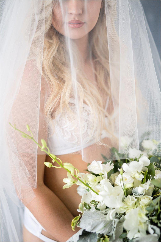 Bridal boudoir fotoshoot