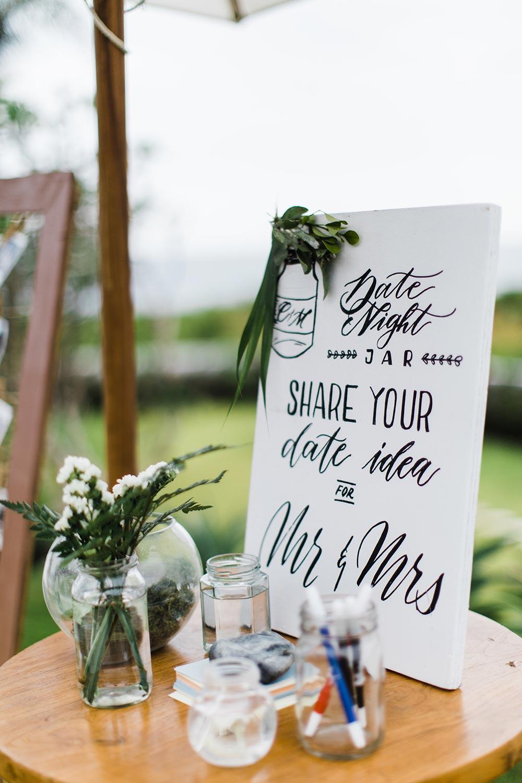 Originele date ideeën voor het bruidspaar