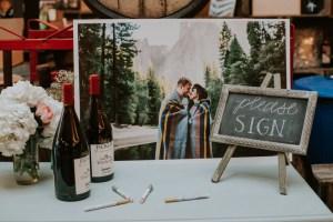 Gastenboek bruiloft