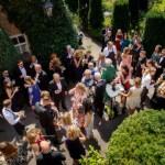 Bruiloft gasten