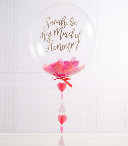Bruiloft ballon ceremoniemeester vragen