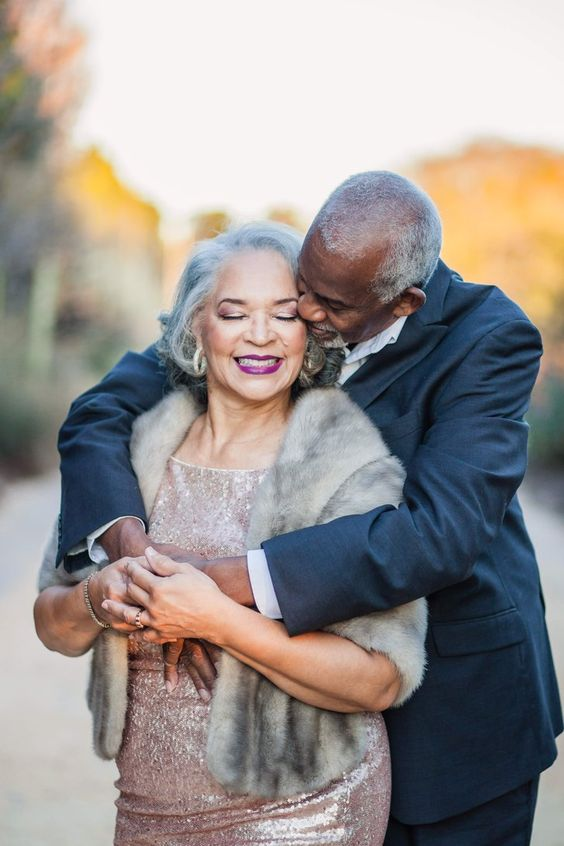 Stel 50 jaar getrouwd