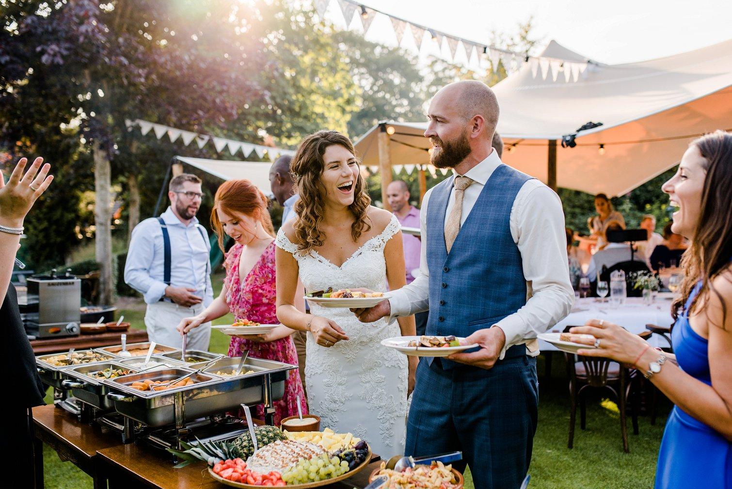 Trouwlocaties voor een festival bruiloft