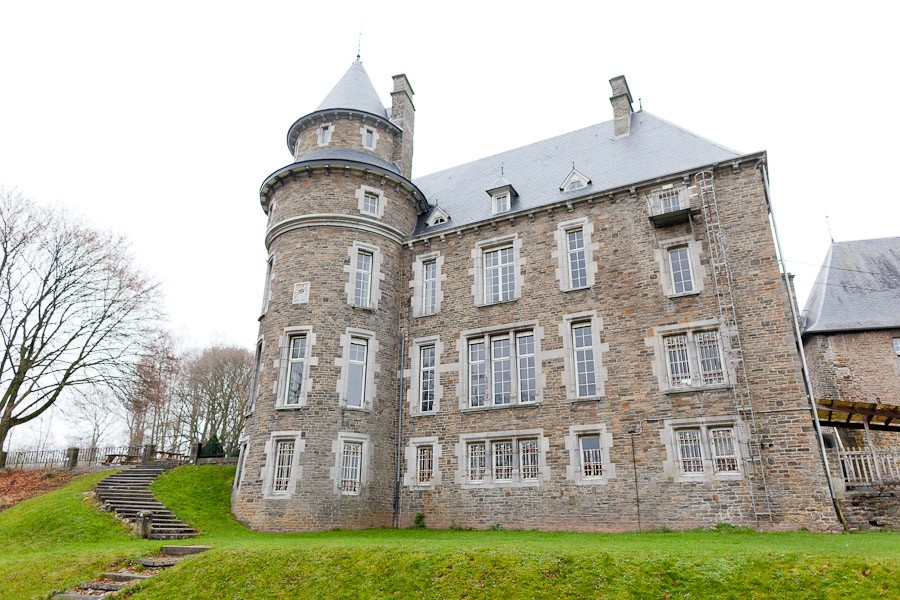 Trouwlocatie met overnachting Château de Blier