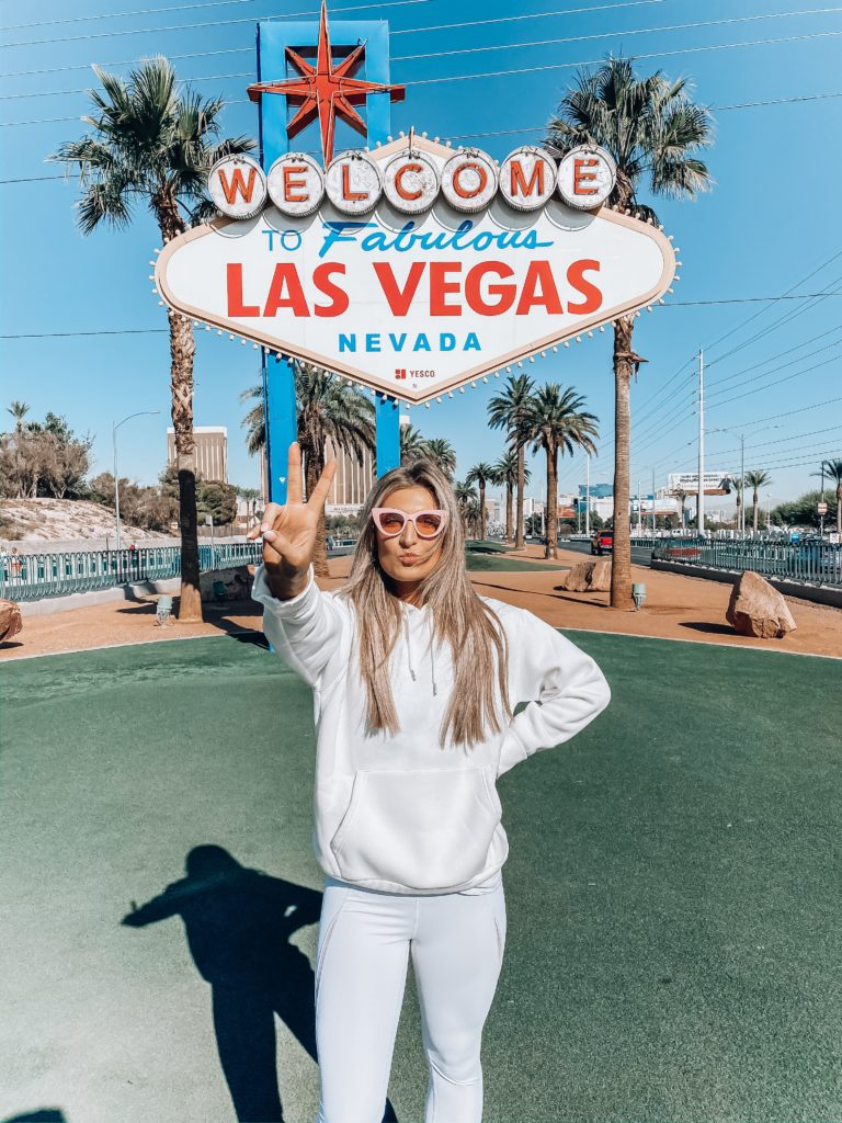 Vrijgezellenfeest in Las Vegas