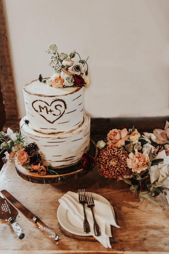 Bruidstaart als cadeau voor de trouwdag van je ouders