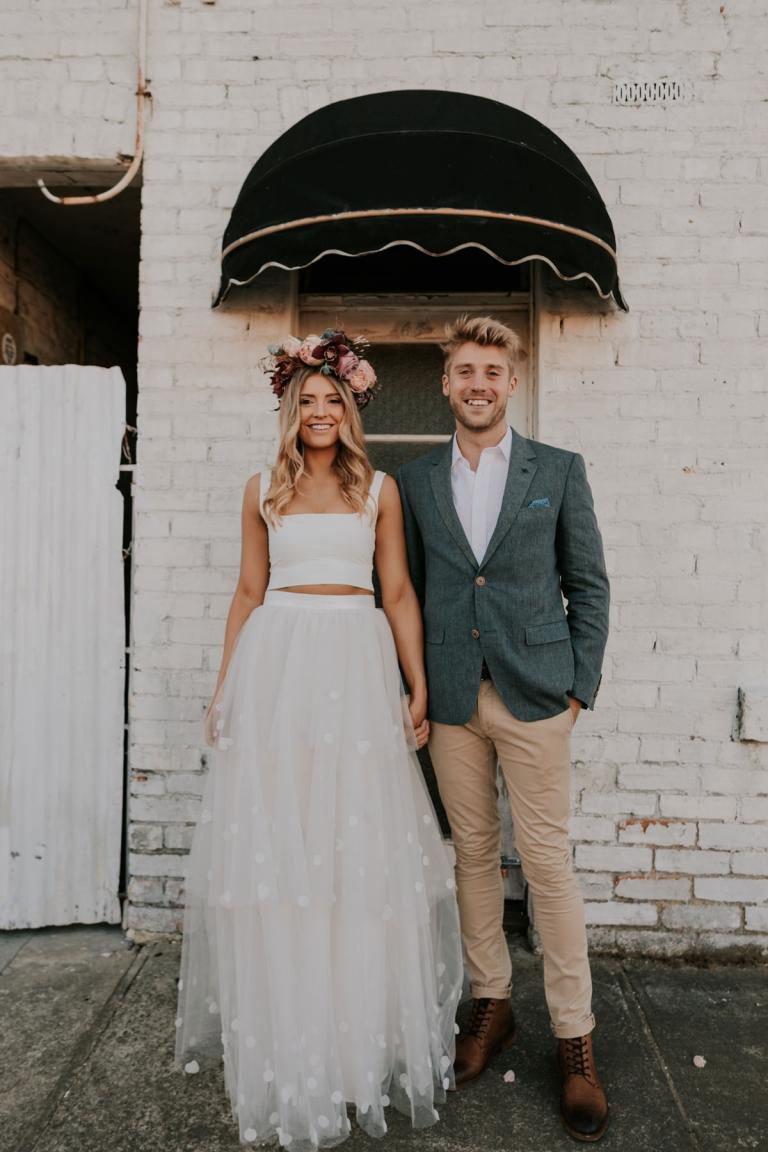 Jurk voor verlovingsfeest