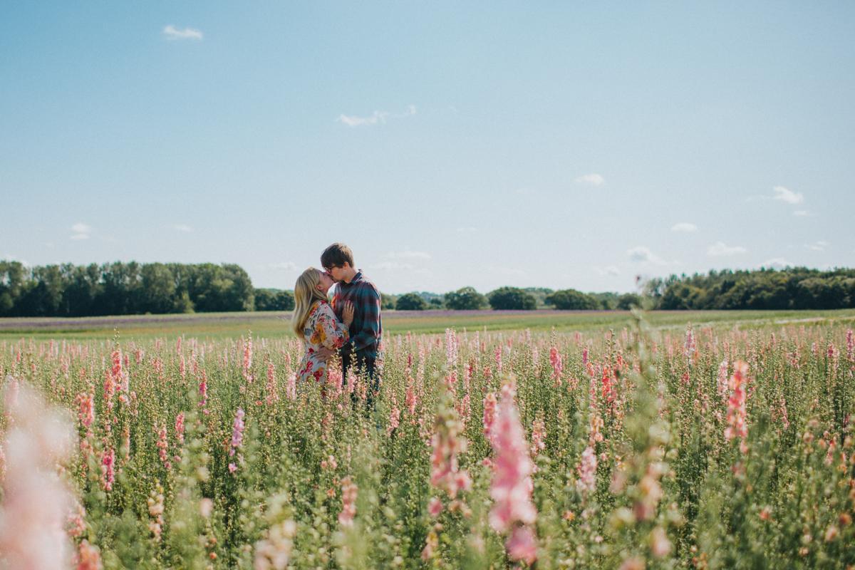 Jubileum voor 10 jaar getrouwd