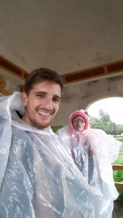 Regen in Hoi An