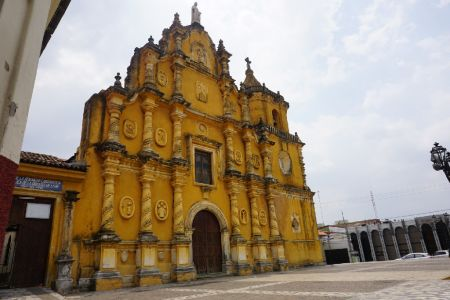 Cathedral Mercedes