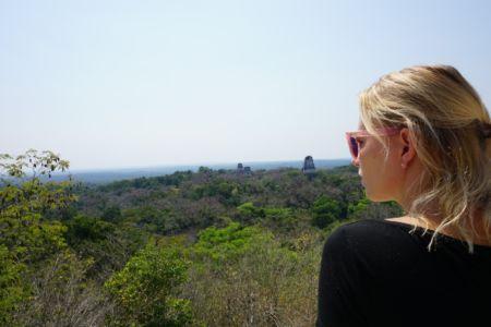 Tikal Temple 4