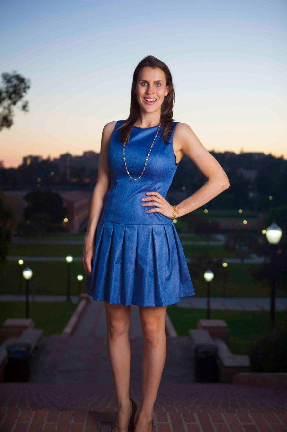 Kathryn Dethy: 2013 UCLA Senior of the Year