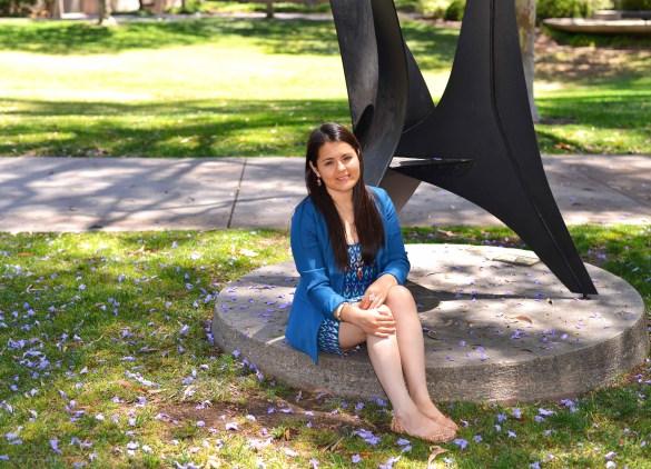 Guadalupe De La Cruz: 2014 UCLA Senior of the Year