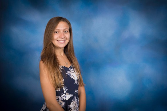 Regina Brodell: 2018 UCLA Senior of the Year