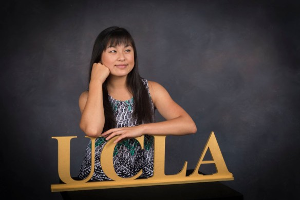 Kimberly Goodwin: 2018 UCLA Senior of the Year