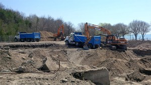 Bruinsma Excavating Ltd. Road and Parking Lot Construction