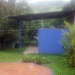 Costa Rican Backyard