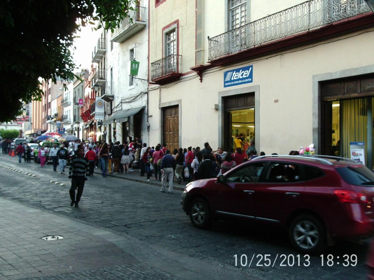 Friday Night in Guanajuato Capital
