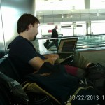 working at DIA