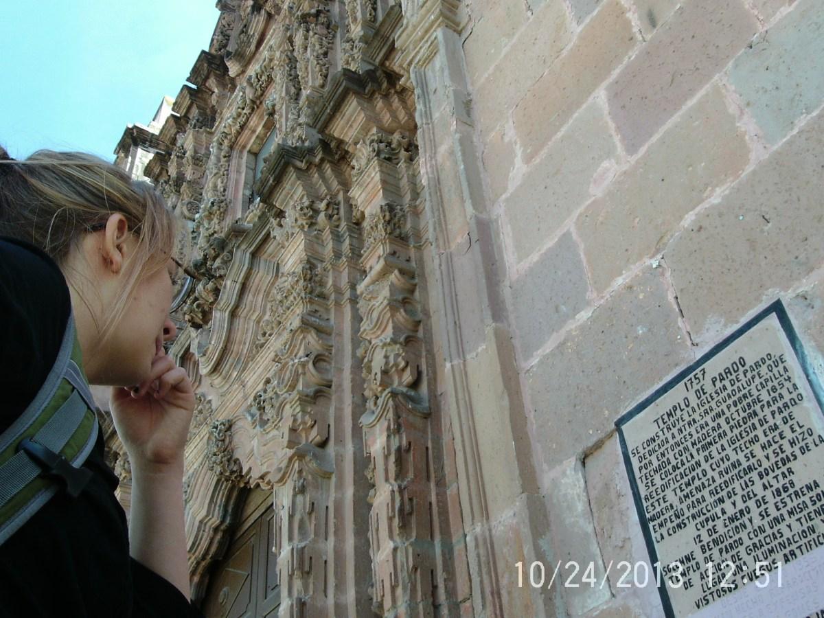 Guanajuato, Mexico: Thoreau-Style Walk on Day One