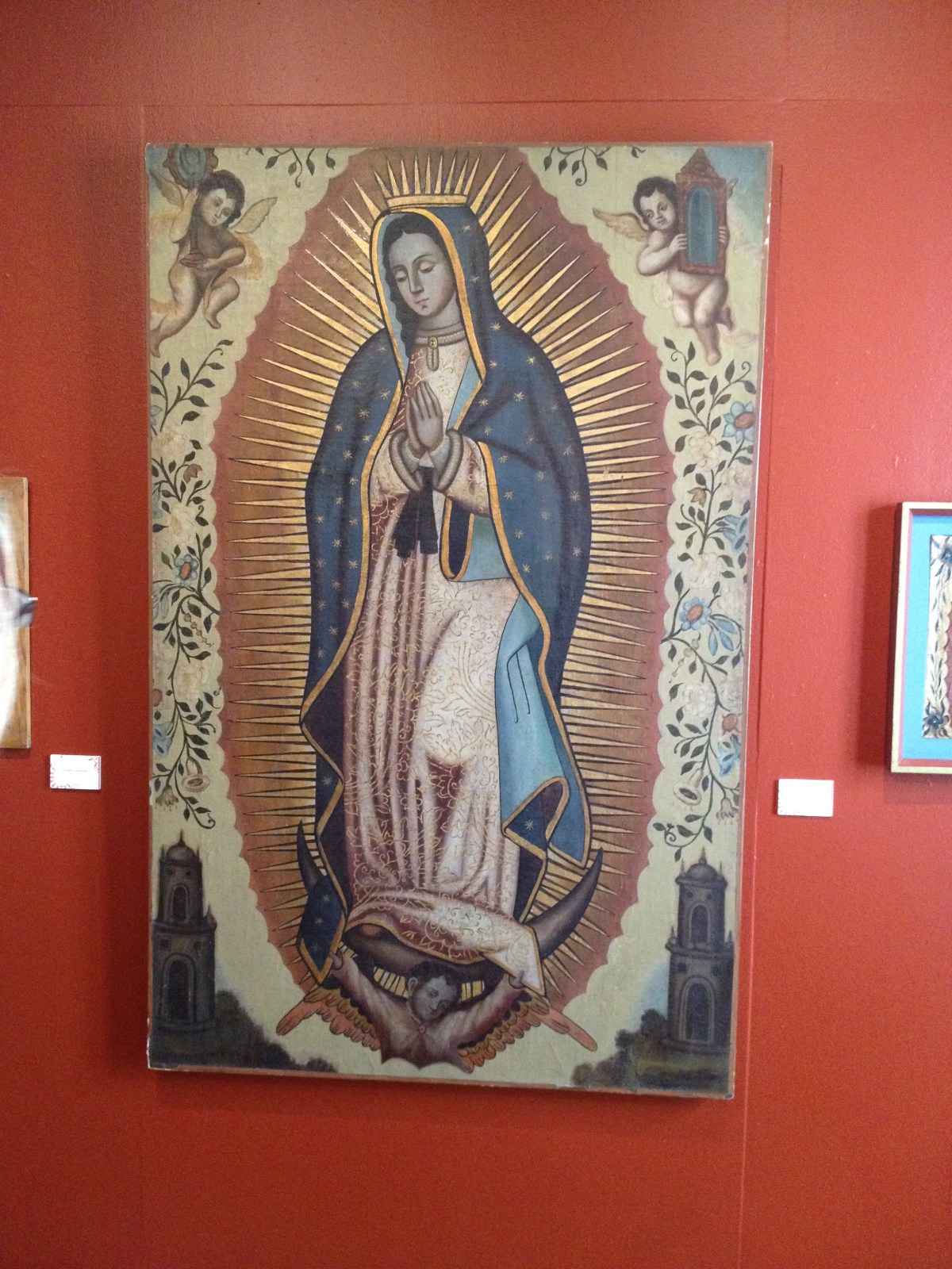 The Virgin of Guadalupe — By Lydian Shipp