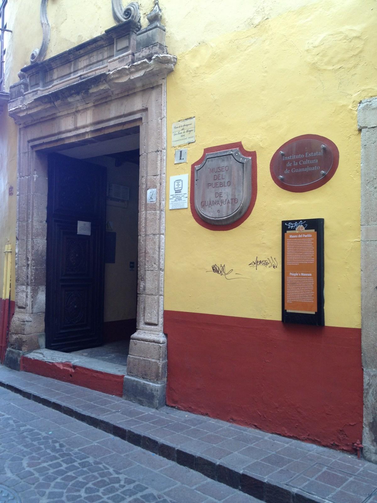 Museo del Pueblo, Guanajuato Mexico — By Jennifer Shipp
