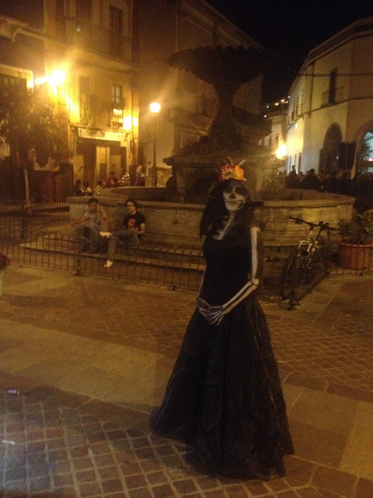 Dia de los Muertos (Day of the Dead) in Guanajuato, Mexico: Part I — By Jennifer Shipp
