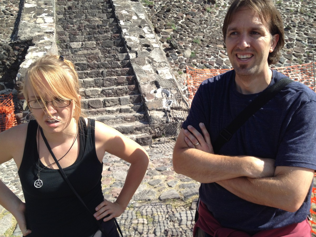 From Mexico City to Teotihuacan: The Pyramids and the People — By Jennifer Shipp