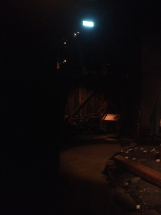 The Saga Museum that portrayed these sagas used wax figures and props. It was pretty cool.