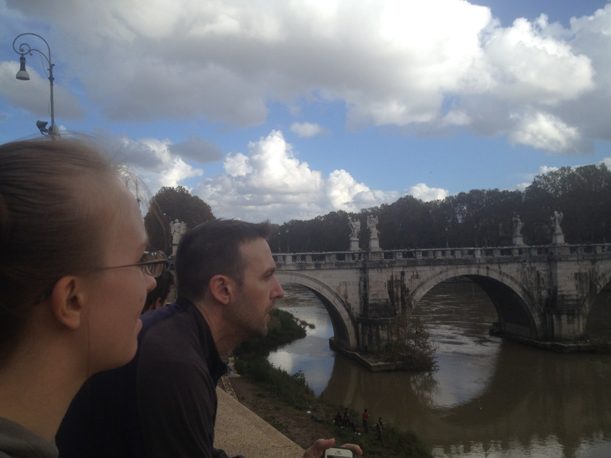 The Tiber River: Photo Gallery