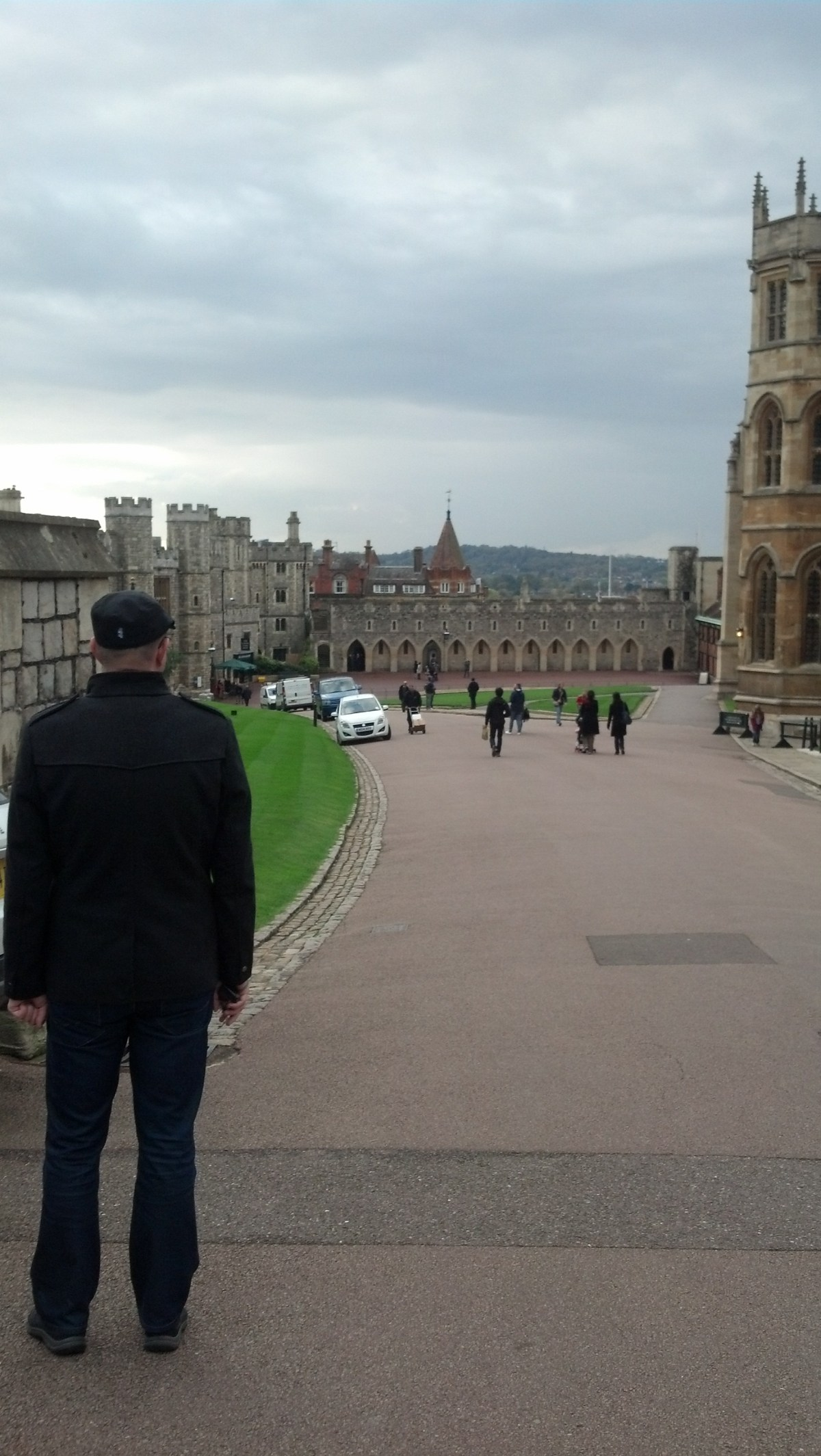Windsor Castle and St. George's Cathedral, London: Photo Gallery