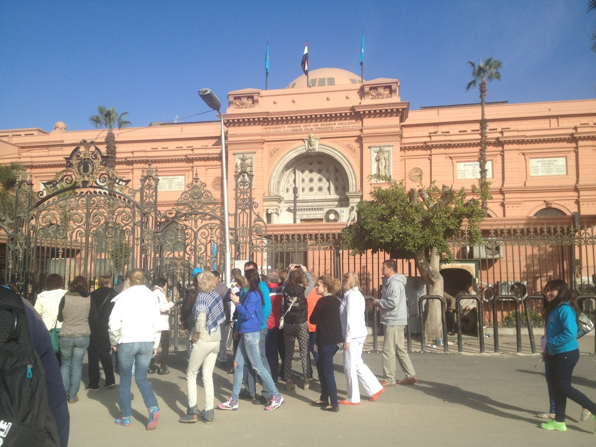 The Egyptian Museum sans the Tourist Hordes — By Jennifer Shipp