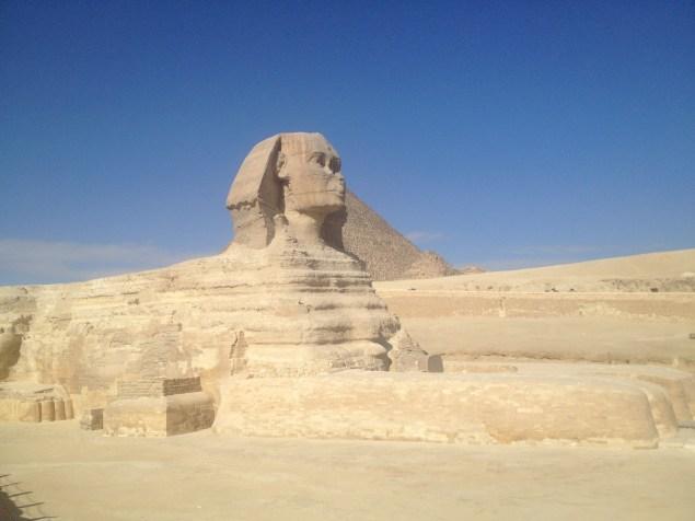 Cairo Egypt Sphynx