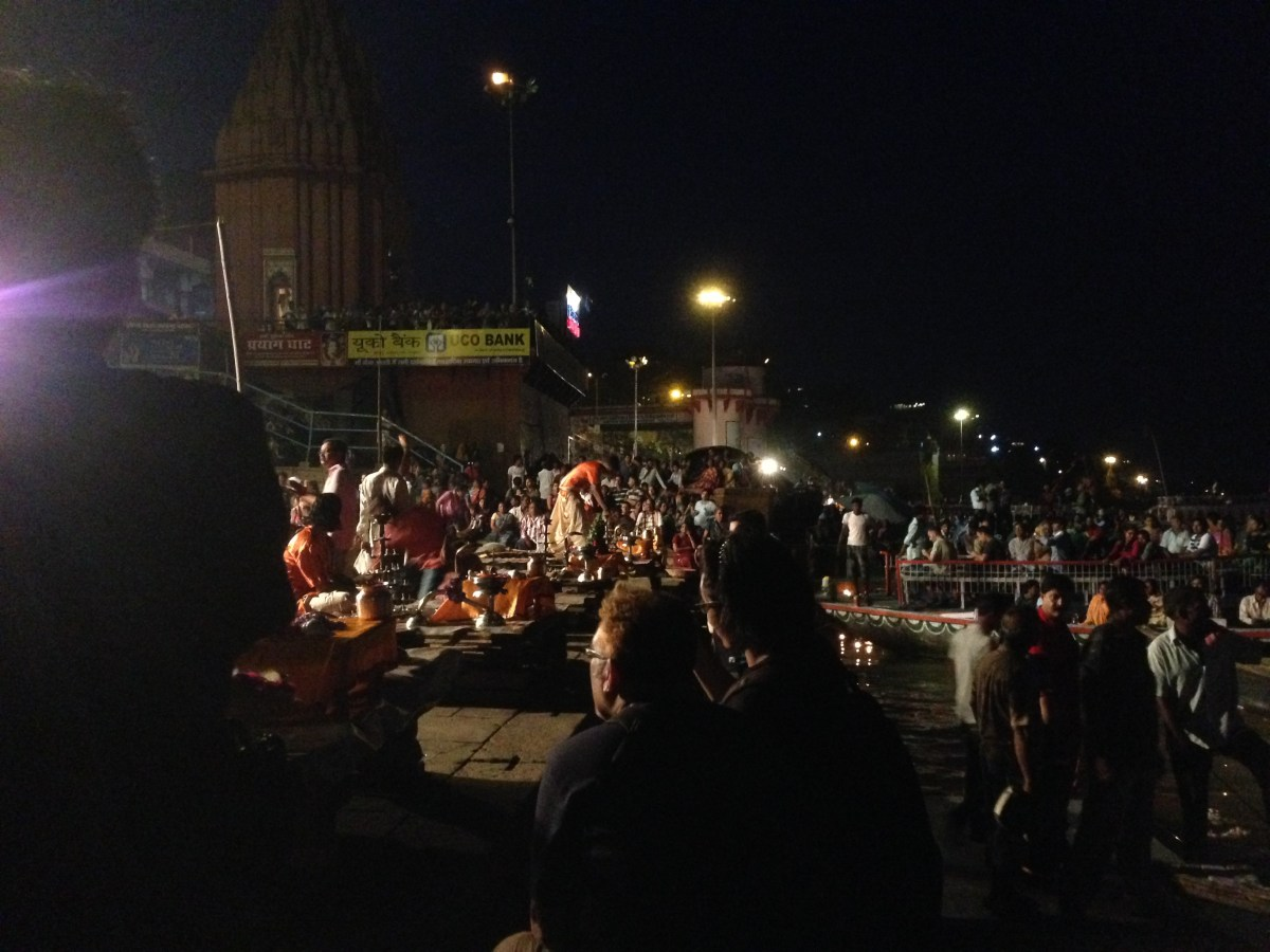 Varanasi, India: Not for Newbies — By Jennifer Shipp
