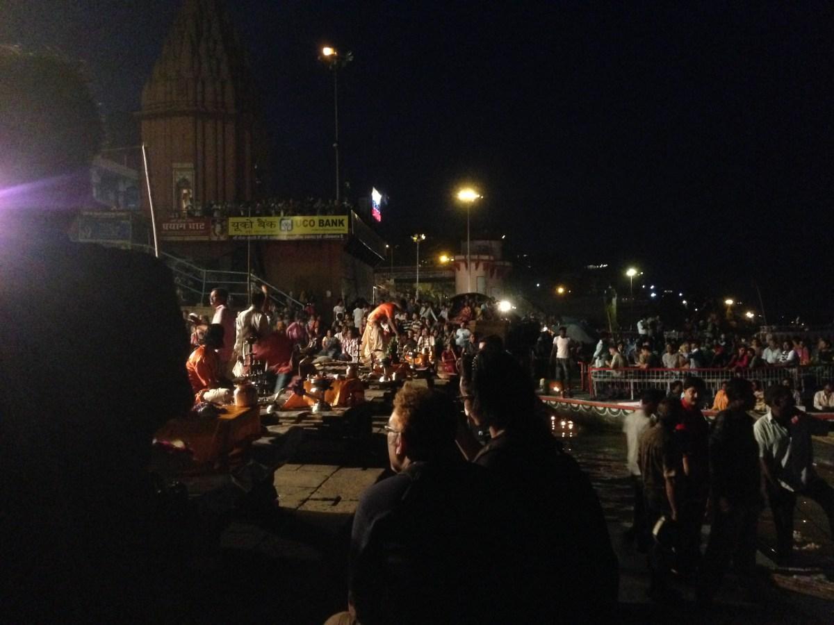 Varanasi, India: Not for Newbies — By Jennifer Shipp