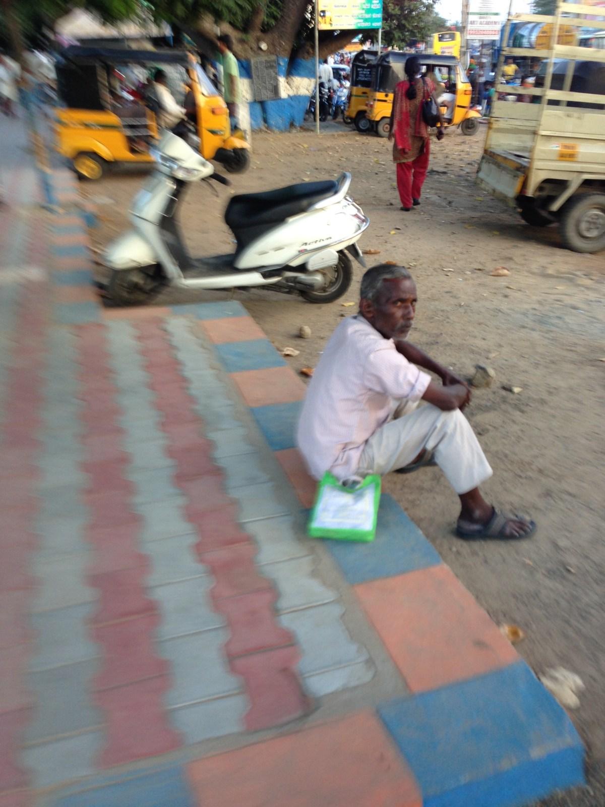 Street Begging in India